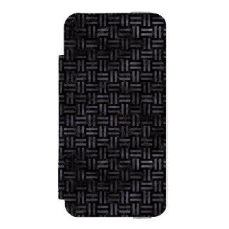WOV1 BK-MRBL BK-WCLR INCIPIO WATSON™ iPhone 5 WALLET CASE