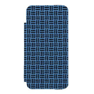WOV1 BK-MRBL BL-PNCL (R) INCIPIO WATSON™ iPhone 5 WALLET CASE