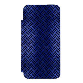 WOV2 BK-MRBL BL-BRSH (R) INCIPIO WATSON™ iPhone 5 WALLET CASE