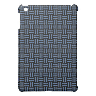 WOVEN1 BLACK MARBLE & BLUE DENIM COVER FOR THE iPad MINI
