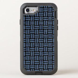 WOVEN1 BLACK MARBLE & BLUE DENIM OtterBox DEFENDER iPhone 8/7 CASE