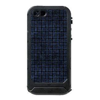 WOVEN1 BLACK MARBLE & BLUE STONE INCIPIO ATLAS ID™ iPhone 5 CASE