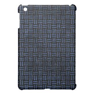WOVEN1 BLACK MARBLE & BLUE STONE iPad MINI COVERS