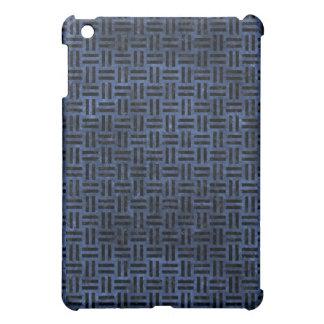 WOVEN1 BLACK MARBLE & BLUE STONE (R) CASE FOR THE iPad MINI