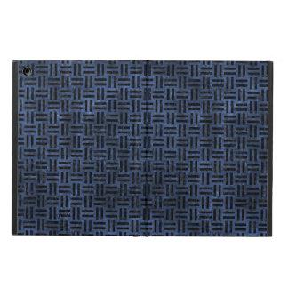 WOVEN1 BLACK MARBLE & BLUE STONE (R) iPad AIR COVER