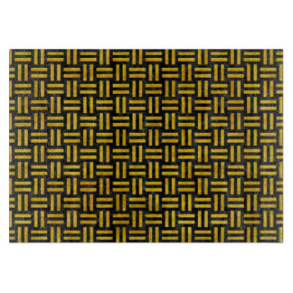 WOVEN1 BLACK MARBLE & YELLOW MARBLE BOARDS