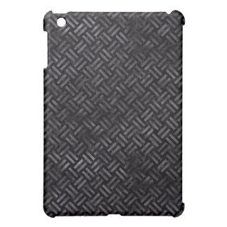 WOVEN2 BLACK MARBLE & BLACK WATERCOLOR iPad MINI COVER