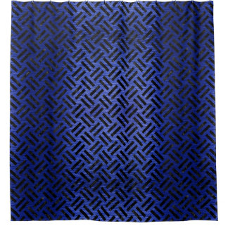 WOVEN2 BLACK MARBLE & BLUE BRUSHED METAL (R)