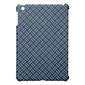 WOVEN2 BLACK MARBLE & BLUE COLORED PENCIL COVER FOR THE iPad MINI