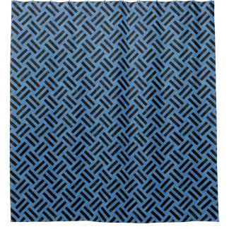 WOVEN2 BLACK MARBLE & BLUE COLORED PENCIL (R)