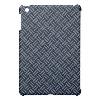 WOVEN2 BLACK MARBLE & BLUE DENIM iPad MINI COVER