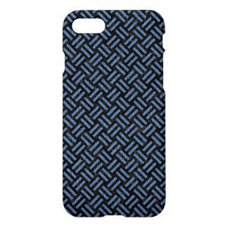 WOVEN2 BLACK MARBLE & BLUE DENIM iPhone 8/7 CASE
