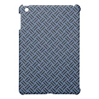 WOVEN2 BLACK MARBLE & BLUE DENIM (R) iPad MINI CASE