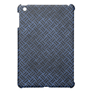 WOVEN2 BLACK MARBLE & BLUE STONE (R) COVER FOR THE iPad MINI
