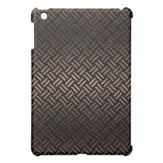 WOVEN2 BLACK MARBLE & BRONZE METAL COVER FOR THE iPad MINI