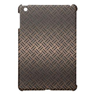 WOVEN2 BLACK MARBLE & BRONZE METAL (R) iPad MINI CASE