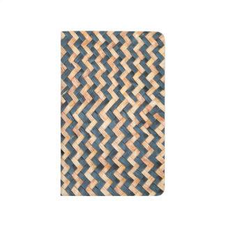 Woven Bamboo Journal
