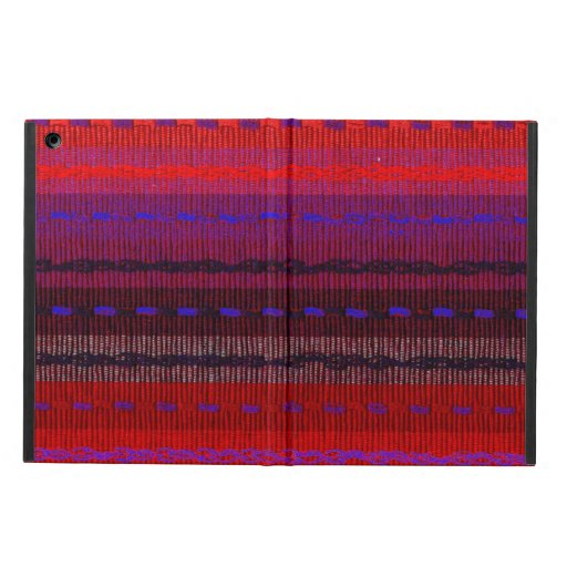 Woven Bands iPad Air Covers
