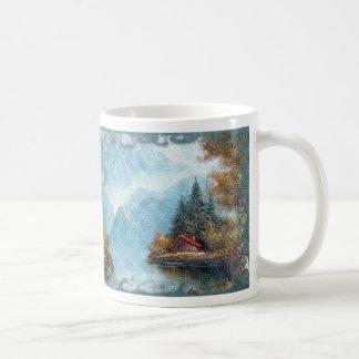 Woven Cabin,  Coffee Mug