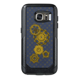 Woven Clockwork Otterbox Phone Case