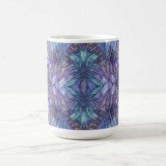Woven Feathers Coffee Mug