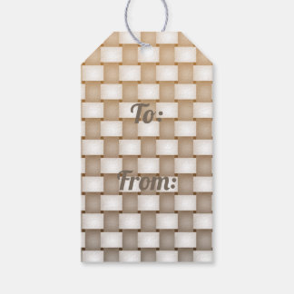 Woven Gift Tags