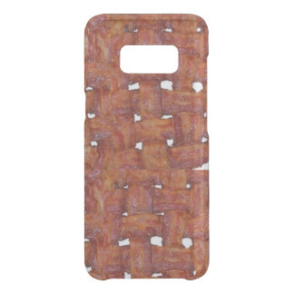 Woven Mat of Bacon Uncommon Samsung Galaxy S8 Case