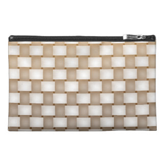 Woven Travel Accessory Bag