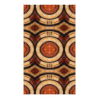 Woven Trivet Pattern Photo Art