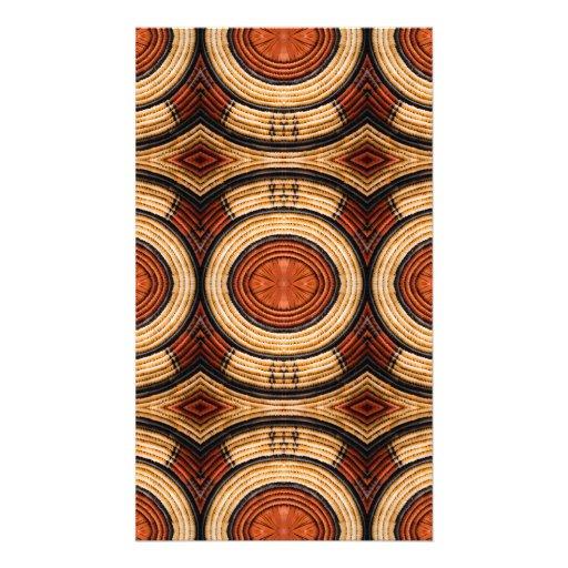 Woven Trivet Pattern Photo Print