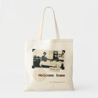Woven Wineworks Welcome Home Tote