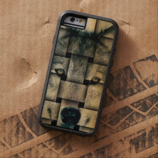 Woven Wolf iPhone 6 Cases