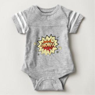 wow2 baby bodysuit