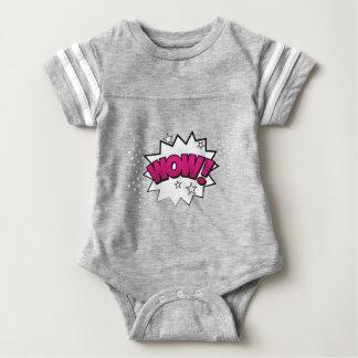 wow baby bodysuit