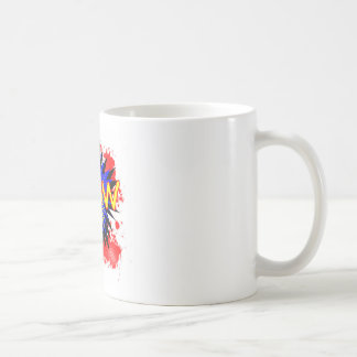 Wow Comic Exclamation Coffee Mug