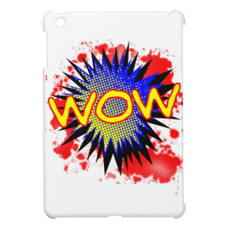 Wow Comic Exclamation iPad Mini Cover