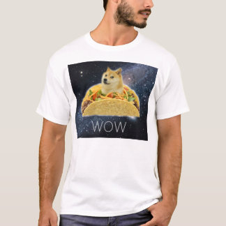 WOW DOGE t-Shirt