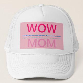 WOW MOM - CAP by eZaZZleMan.com
