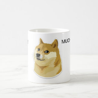 WOW! Much Dogecoins Classic MUG