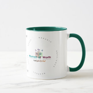 WOW Mug 15oz (green)