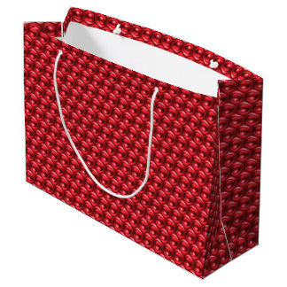 Wow Red Large Gift Bag