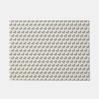 Wow Silver Doormat