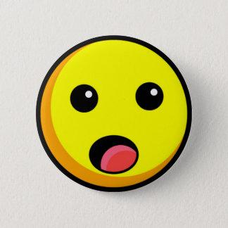WOW Smiley 2 Inch Round Button