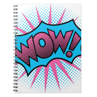 WOW! Text Design Notebooks