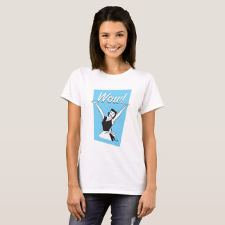 Wow! woman T-Shirt