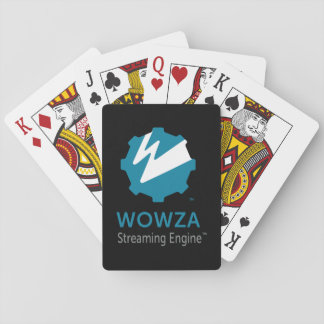 Wowza Streaming Engine Playing Cards