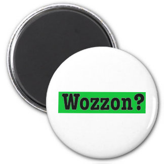 Wozzon600dpi Magnet