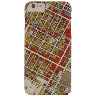 WPA Map of Central Los Angeles Barely There iPhone 6 Plus Case
