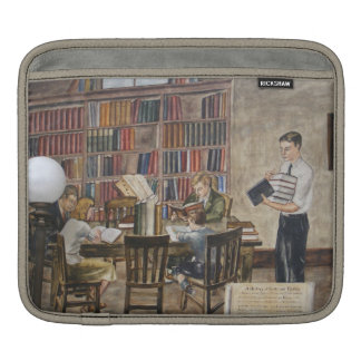 WPA Murals 8 ~ iPad Sleeve