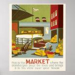 WPA Poster Market